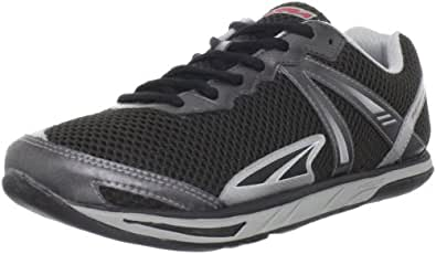 Altra Men's Instinct Running Shoe,Black/Silver,13 M US