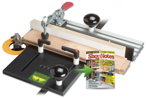 Woodhaven 528 Small Coping Sled (Table Sled Router)