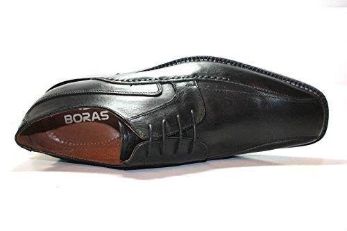 Boras , Espadrilles pour homme Noir Noir 42