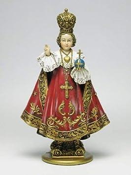 8 Infant of Prague Statue Jesus Figurine Catholic Gift