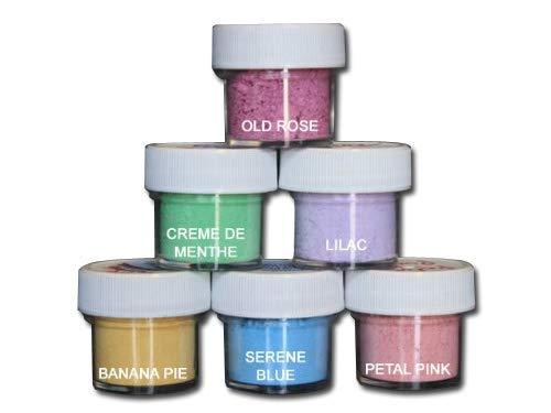 Pastel Collection Petal Dust Set of - Petal Craft