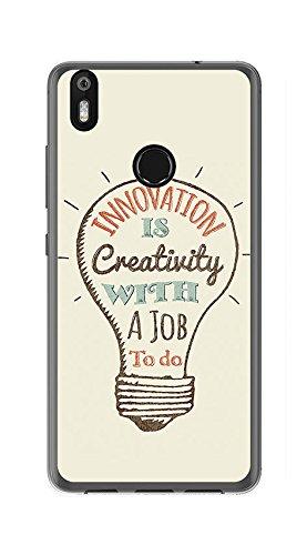 Tumundosmartphone Funda Gel TPU para BQ AQUARIS X/X Pro diseño Creativity Dibujos