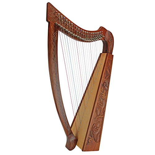Design Toscano Celtic Heather Harp by Design Toscano