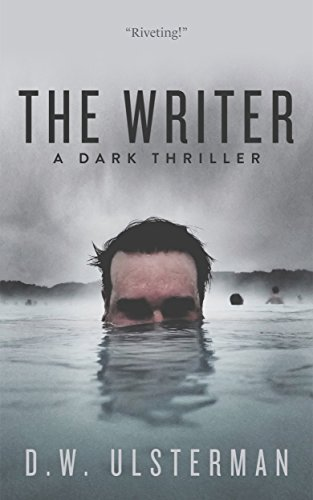 The Writer (San Juan Islands Mystery Book 1) by [Ulsterman, D.W.]