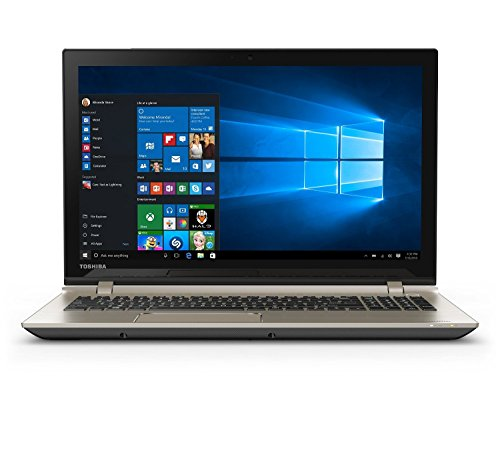 2016 Model Toshiba Satellite S55T 15.6' Touchscreen Laptop PC, Intel Core i7-6700HQ, 12GB RAM, 1TB HDD + 128GB SSD, NVIDIA GeForce GTX 950M, Bluetooth, WIFI, Windows 10