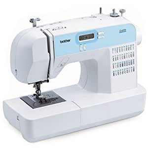 Brother Heavy Duty CE4000 LCD Sewing Machine w/Cover & Free Bonus Feet