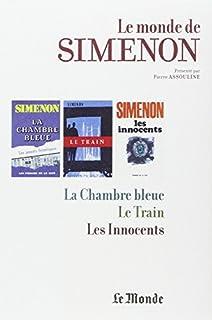 Le monde de Simenon : [10] : Adultères, Simenon, Georges