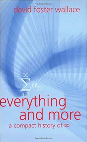 Book Everything and More: A Compact History of [Infinity Symbol]
