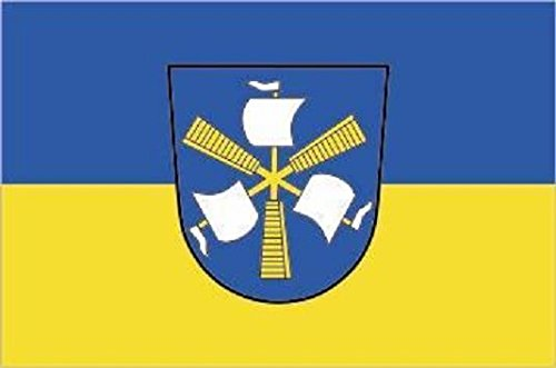 U24 Fahne Flagge Haren Stiefelflagge Premiumqualität 120 x 180 cm