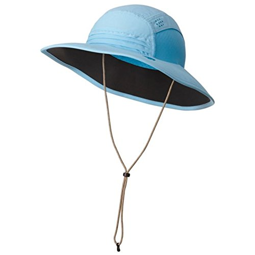 Mountain Hardwear Sun Hat (Mountain Hardwear Women's Chiller Wide Brim Hat, Air Stream,)