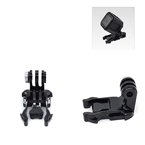 Susins Accessories Generic Go Pro Accessories Quick-Release Buckle Mount Base Tripod Adapter for Gopro Hero 1 2 3 3+ 4 5 Camera - 2 ()