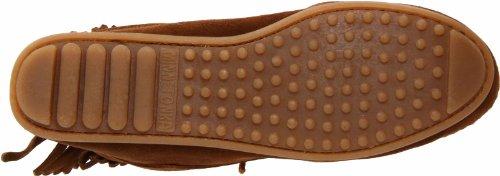 Tramper Dusty Boot Ankle Hi Minnetonka Brown Women's wO75BqwcX