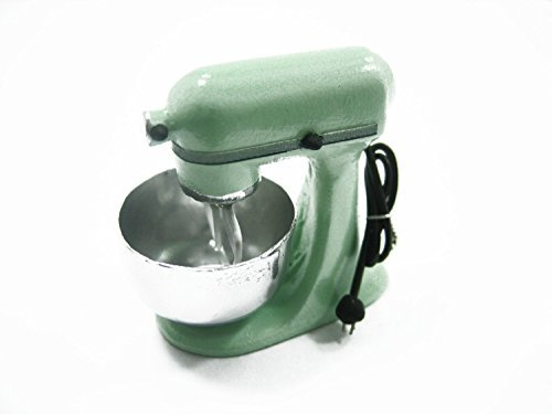 [Wonder Miniature] Wonder Miniature Dollhouse Miniatures PISTACHIO Accessories Mixer Electric Kitchenware 9567 [parallel import goods] by Wonder Miniature