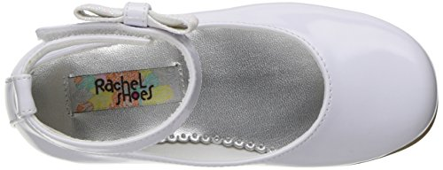 Mary Rachel Shoes White Jane Patent Lil Girls' Louisa xwCwqgUI