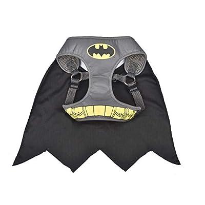 DC Comics for Dogs Batman Superhero Dog Harness