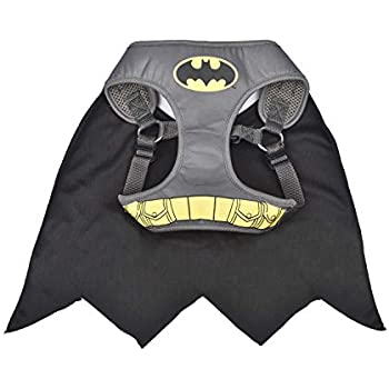 Amazon.com: DC Comics Arnés para perros   Superman, Batman ...