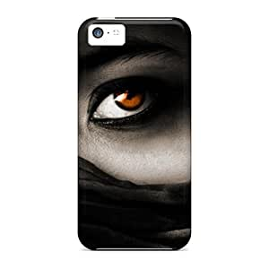 New Lauragroff03 Super Strong Eye Of Beauty Tpu Case Cover For Iphone 5c