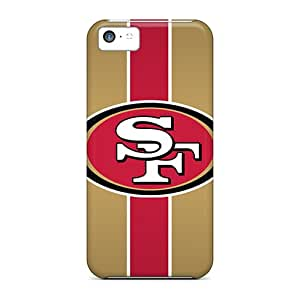 Jiangxiaodian RYT3161NceP Case Cover Iphone 5c Protective Case San Francisco 49ers