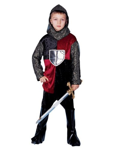 Sir Lancelot Child Halloween Costume Size 4-6 Small -