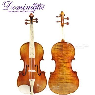 """D Z Strad Viola Model 600 Size 13' with Case and Bow (13"""" - Size)"""