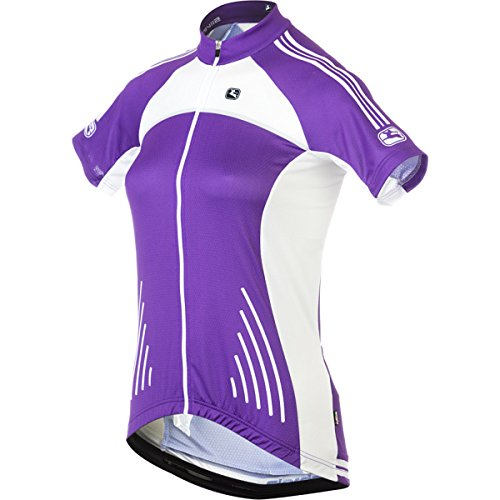 Giordana Silverline Raglan Jersey - Short Sleeve - Women's Purple, S (Jersey Womens Giordana Silverline)
