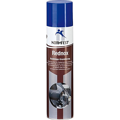 Norm Fest rednox ruggine arresto di fondo Spray 3 lattine 400 ML Normfest
