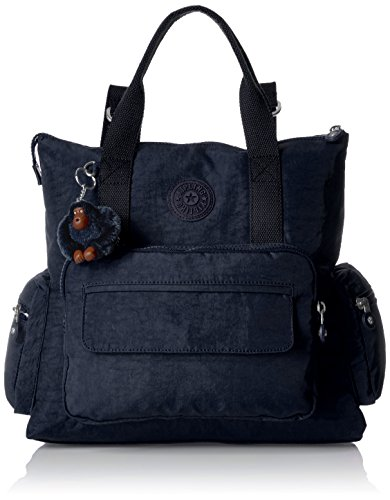 Kipling Alvy 2-In-1 Convertible Tote Bag Backpack One Size True Blue