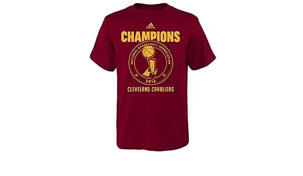 Lista de Campeones de la NBA Cleveland Cavaliers - Camiseta de ...