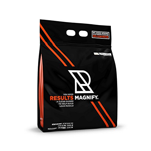 Results Nutrition Magnify Gainer Supplement, Chocolate, 10 Pound