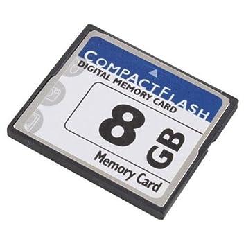 Calistouk - Tarjeta de memoria compacta de alta velocidad, 8 ...