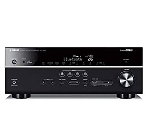 yamaha rx v679 7 2 channel av receiver home. Black Bedroom Furniture Sets. Home Design Ideas