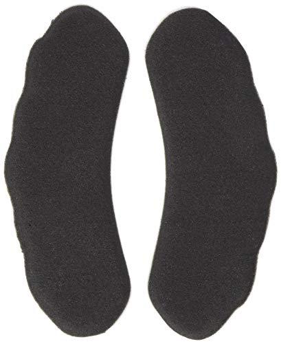 - Foot Petals - Heavenly Heelz Cushions-Black Iris-1 pair