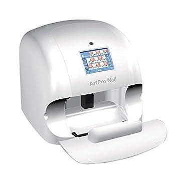 Impresora portátil para uñas ArtPro-Nail Blanca + Kit de ...