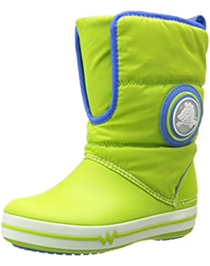 Kids' CrocsLights Gust Boot
