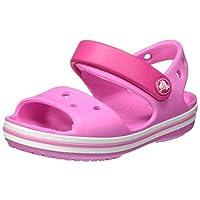 Crocs Crocband Sandal Kids Candy Pink Croslite Infant Strap Sandals