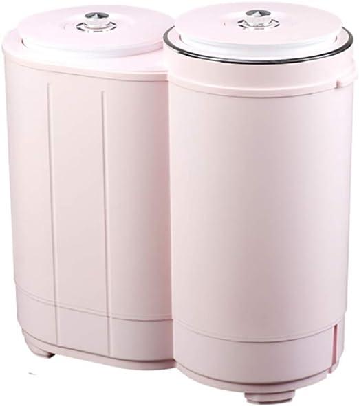 Lavadora PortáTil Mini Compacto Doble Tina, 3 Kg Capacidad De ...