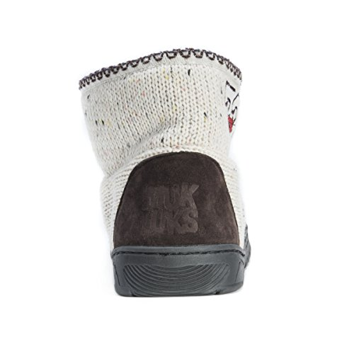 LUKS Slipper Mark MUK Men's Oatmeal gw1xZq