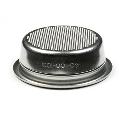 Rancilio 18 gram Double Portafilter Insert Basket – OEM Part 40-100-103 Redesigned 2014 2