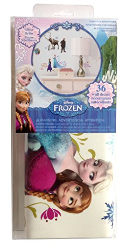 RoomMates Disney Frozen Peel & Stick Wall Decals