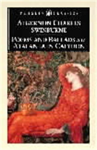 Poems and Ballads and Atalanta in Calydon