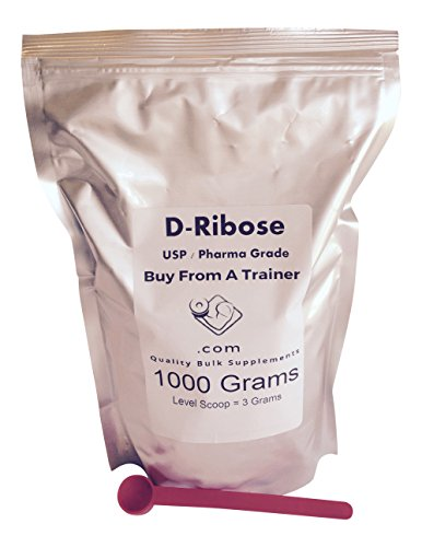 1000 Grams D-Ribose Powder 100...