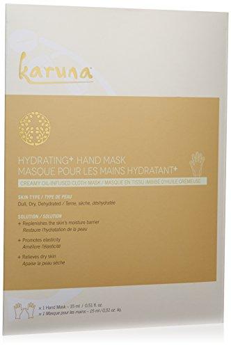 Mask Single (Karuna Single Hydrating + Hand Mask, 0.51 fl. oz.)