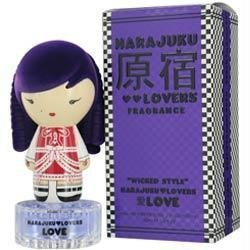 HARAJUKU LOVERS WICKED STYLE LOVE EDT SPRAY 1 OZ WOMEN