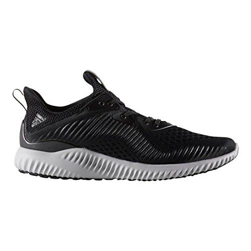adidas Performance Men's Alphabounce Em m, Black/White/Utility Black, 10.5 Medium US - Adidas M Running Shoes