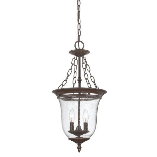Traditional Outdoor Pendant Light - 4