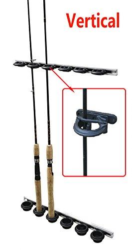 Brocraft Truck Rod Holder / fishing Rod Storage System / Ceiling Rod Rack / 6 Fishing Rod Rack