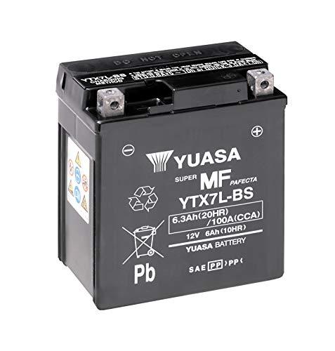 Yuasa YTX7L-BS(WC) Onderhoud Vrije Batterij