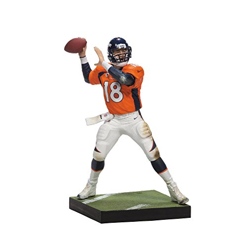McFarlane Toys NFL Peyton Manning Série 34 Action Figure