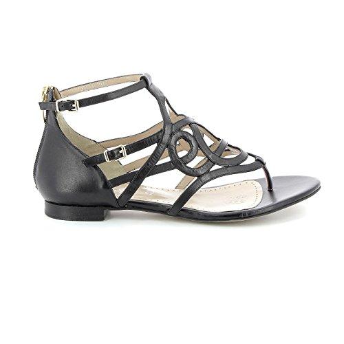 Sandali Alesya Negro By Bassi Scarpe amp;scarpe Donna wq7q0