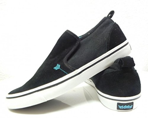 Vox Skateboard Schuhe Modelo Black/Cyan